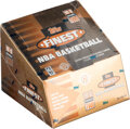 Basketball Cards:Unopened Packs/Display Boxes, 1997 Topps Finest Series 2 Basketball Hobby Box With 24 Unopened Packs....
