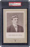 Baseball Cards:Singles (Pre-1930), 1902-11 W600 Sporting Life (Type 1) Rube Waddell (Street Clothes-Philadelphia) PSA VG-EX 4. ...