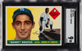 Baseball Cards:Singles (1950-1959), 1955 Topps Sandy Koufax Rookie #123 SGC Mint 9--One Superior!...