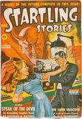 Pulps:Horror, Startling Stories - March 1943 (Standard) Condition: FN-....