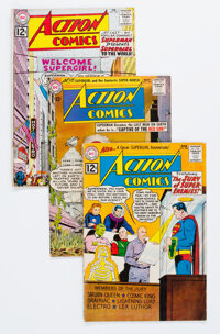 Action Comics Group of 25 (DC, 1962-70) Condition: Average VG.... (Total: 25 )