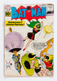 Batman #141 (DC, 1961) Condition: VG-