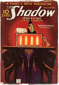 The Shadow - February 15, 1935 (Street & Smith) Condition: VG+