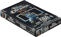 2003 Topps Chrome Basketball Unopened Hobby Box - LeBron James Rookie Year!