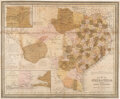 Miscellaneous:Maps, [Samuel Augustus Mitchell.] Map of the State of Texas from the Latest Authorities by J. H. Young....