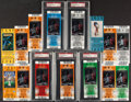 Football Collectibles:Tickets, 2002-06 Super Bowl Full Tickets, Lot of 15....