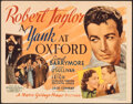 "Movie Posters:Drama, A Yank at Oxford (MGM, 1938). Fine/Very Fine. Title Lobby Card (11"" X 14""). Drama.. ..."