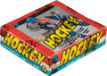 Hockey Cards:Unopened Packs/Display Boxes, 1982/83 O-Pee-Chee Wax Box with 48 Unopened Packs. ...