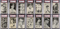 "Baseball Cards:Sets, 1936 R313 National Chicle ""Fine Pen"" Premiums Set (130 Different). ..."