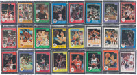 1984-85 Star Co. Basketball Complete Set (288) - In Original Factory Bags!