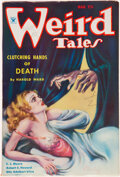 Pulps:Horror, Weird Tales - March 1935 (Popular Fiction) Condition: FN....