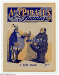 Bronze Age (1970-1979):Alternative/Underground, Air Pirates Funnies (tabloid) #1 (Air Pirates, 1972) Condition: NM. The infamous Air Pirates collective included artists Dan...
