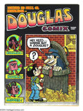 Bronze Age (1970-1979):Alternative/Underground, Douglas Comix #nn (Douglas Communications Corp., 1972) Condition: NM. Here's one of the most unusual, and scarce, Undergroun...