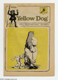 Bronze Age (1970-1979):Alternative/Underground, Yellow Dog Tabloid Group First Printings (Print Mint, 1968-69) Condition: Average VF+. Have you seen the Yellow Dog? That's ... (Total: 10 items Item)