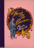 Modern Age (1980-Present):Alternative/Underground, Charles Bukowski - There's No Business Hardback Signed and NumberedEdition 234/426 (Black Sparrow Press, 1984) Condition: VF/...