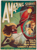 Pulps:Science Fiction, Amazing Stories - September 1926 (Ziff-Davis) Condition: VG/FN....