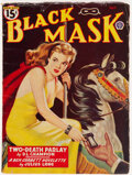 Pulps:Detective, Black Mask - July 1946 (Fictioneers Inc.) Condition: VG/FN....