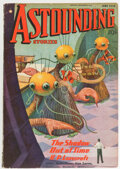 Pulps:Horror, Astounding Stories - June 1936 (Street & Smith) Condition: FN-....