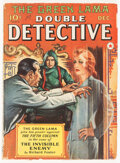 Pulps:Detective, Double Detective - Detective 1940 (Frank A. Munsey Company) Condition: GD/VG....