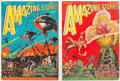 Pulps:Science Fiction, Amazing Stories Group of 2 (Ziff-Davis, 1927).... (Total: 2 Items)