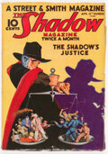 Pulps:Hero, The Shadow - April 15, 1933 (Street & Smith) Condition: VG....