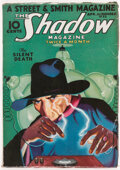 Pulps:Hero, The Shadow - April 1, 1933 (Street & Smith) Condition: VG....
