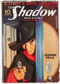 Pulps:Hero, The Shadow - March 15, 1933 (Street & Smith) Condition: VG....