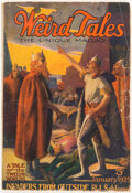 Pulps:Horror, Weird Tales - January 1925 (Popular Fiction) Condition: GD/VG....