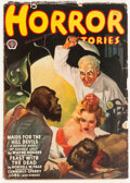 Pulps:Horror, Horror Stories - February/March 1938 (Popular) Condition: VG....