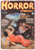 Pulps:Horror, Horror Stories - June/July 1935 (Popular) Condition: GD/VG....