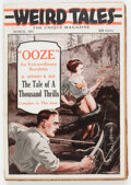 Pulps:Horror, Weird Tales - March 1923 First Issue, Second-State Copy (Popular Fiction) Condition: VG+....