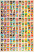 Baseball Cards:Singles (1930-1939), 1985 Topps Garbage Pail Kids Series 1 Uncut Sheet With 132 Stickers. ...
