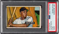 Autographs:Sports Cards, Signed 1951 Bowman Willie Mays #305 PSA VG 3, Auto Authentic. ...