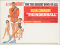 "Movie Posters:James Bond, Thunderball (United Artists, 1965). Rolled, Very Fine. Subway (59.25"" X 45"") Robert McGinnis Artwork. James Bond.. ..."