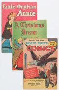 Golden Age (1938-1955):Miscellaneous, Promotional Comics Group of 8 (Various Publishers, 1947-52).... (Total: 8 Comic Books)