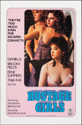 """Movie Posters:Adult, Hostage Girls & Other Lot (Nibo, 1984). Flat Folded, Very Fine+. One Sheets (2) (27"""" X 41""""). Adult.. ... (Total: 2 Items)"""