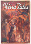 Pulps:Horror, Weird Tales - February 1925 (Popular Fiction) Condition: VG....
