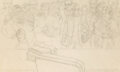 Works on Paper, Norman Rockwell (American, 1894-1978). The Right to Know, Look magazine interior illustration study, 1968. Pencil on pap...