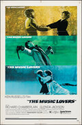 "Movie Posters:Drama, The Music Lovers & Other Lot (United Artists, 1971). Folded, Very Fine-. One Sheets (2) (27"" X 41""). Drama.. ... (Total: 2 Items)"