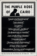 """Movie Posters:Comedy, The Purple Rose of Cairo & Other Lot (Orion, 1985). Folded, Very Fine-. One Sheets (2) (27"""" X 41"""") SS. Comedy.. ... (Total: 2 Items)"""