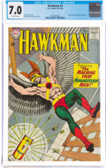 Silver Age (1956-1969):Superhero, Hawkman #4 (DC, 1964) CGC FN/VF 7.0 Off-white pages....