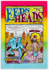Feds 'N Heads #nn Second or Third Printing (Print Mint, 1969) Condition: VF-