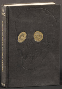 "Goldfinger by Ian Fleming (MacMillan, 1959). Fine/Very Fine. First U.S. Edition Hardcover Book (318 Pages, 5.25"" X..."