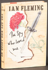 "The Spy Who Loved Me (Viking Press, 1962). Fine/Very Fine. Second Printing Hardcover Book (211 Pages, 5.75"" X 8.5&q..."