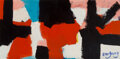 Paintings, Kenneth Victor Young (b. 1933). Untitled. Oil on Masonite. 24 x 48-1/2 inches (61 x 123.2 cm). Signed in lower right cor...