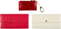 Luxury Accessories:Accessories, Louis Vuitton Set of Three: Sarah Wallets and Key Pouch. Condition: 2. See Extended Condition Report for Sizes.. ... (Total: 3 )
