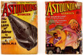 Pulps:Science Fiction, Astounding Stories Group of 2 (Street & Smith, 1934) Condition: Average GD.... (Total: 2 Items)
