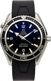 """Omega, Seamaster Planet Ocean """"Casino Royale"""" Limited Edition Wristwatch"""