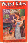 Pulps:Detective, Weird Tales - February 1928 (Popular Fiction) Condition: VG....