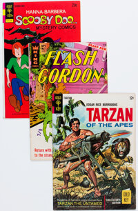 Silver and Bronze Age Comics Box Lot (Various Publishers, 1960s-70s) Condition: Average FN